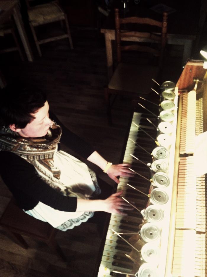 Bob Flambe and Piano Juice